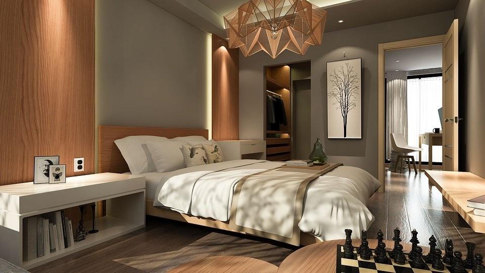 Manieren waarop je je slaapkamer zen in kan richten handy wijzer